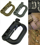 MOLLE/Helmet Mount D-Ring